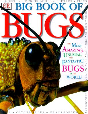Big Book of Bugs By Greenaway, Theresa